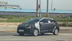 Thị trường xe - Lộ ảnh chạy thử Hyundai Grand i10 thế hệ mới tại Ấn Độ