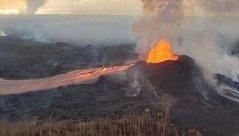 Cộng đồng mạng - Video: Hình ảnh đáng sợ của dòng dung nham núi lửa Hawaii
