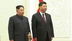 Tiêu điểm - Động thái lạ và tuyên bố bất ngờ của Trung Quốc về chuyến thăm lần 3 của ông Kim Jong-un