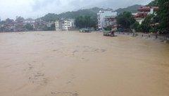Tin nhanh - Lai Châu: Mưa lũ gây thiệt hại lớn về người và tài sản