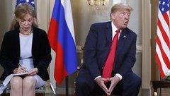 Tiêu điểm - Tiết lộ nhân vật theo dõi toàn bộ những điều TT Trump nói với TT Putin
