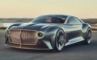 Thị trường xe - Bentley giới thiệu EXP 100 GT đẹp mãn nhãn dưới mọi góc nhìn