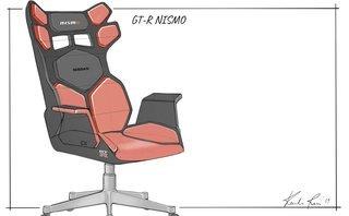 Thú chơi xe - Ngẫu hứng, Nissan chuyển sang chế tạo ghế dành riêng cho game thủ?