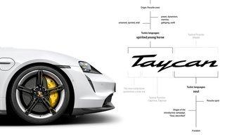 Thú chơi xe - Porsche giải thích một cách 'điên rồ' về tên gọi của siêu xe Taycan
