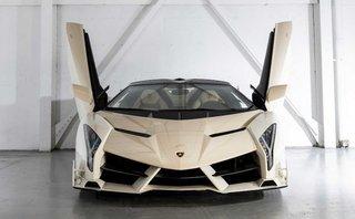 Thú chơi xe - Có giá 8,3 triệu USD - Lamborghini Veneno Roadster cũ đắt không tưởng