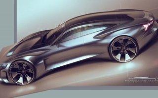 """Thị trường xe - Audi """"âm mưu"""" sản xuất một chiếc coupe điện bốn cửa tuyệt đẹp"""