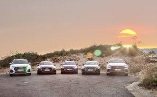 Thị trường xe - Audi ra mắt 6 mẫu xe mới tại Triển lãm ô tô Việt Nam 2019