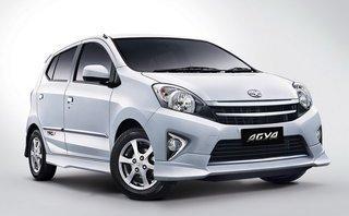 Thị trường xe - Toyota bất ngờ ra mắt mẫu hatchback giá chỉ hơn 230 triệu đồng