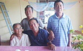 """Tin nhanh - """"Liệt sĩ"""" trở về sau 33 năm: Gia đình mong muốn được giúp đỡ"""