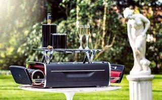 Thú chơi xe - Bộ đồ uống sâm panh của Rolls-Royce: Giá gần 2 tỷ, đắt hơn một xe BMW mới tinh