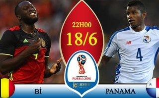 Thể thao - World Cup 2018: Liệu Panama có hạ gục Bỉ?