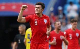 Thể thao - 'Không kích' khoan thủng bê tông, Anh vào bán kết World Cup