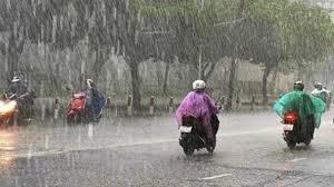 Tin nhanh - Dự báo thời tiết 7/7: Bắc Bộ và Thanh Hóa có mưa rào và dông diện rộng