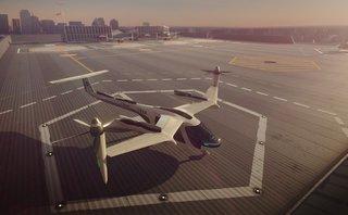 Xe++ - Uber và NASA dự định tung ra mẫu xe bay vào năm 2020