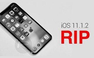 Công nghệ - Apple chặn người dùng hạ cấp xuống iOS 11.1.2 để tránh bị jaibreak