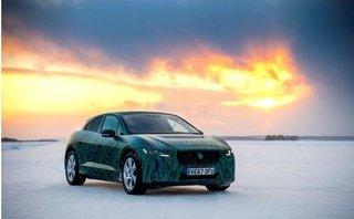 Thị trường xe - Hé lộ Jaguar I-PACE - Xe thể thao chạy điện sạc siêu nhanh