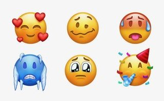 Thủ thuật - Tiện ích - Tận mục bộ emoji mới trên iPhone, iPad sắp ra mắt
