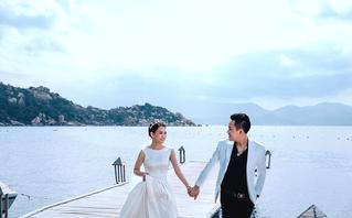 Cộng đồng mạng - Ảnh cưới tuyệt đẹp của cặp đôi 9X bay từ Nga về Việt Nam thực hiện