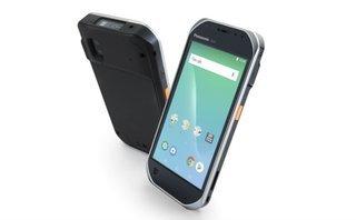 Sản phẩm - Panasonic ra mắt smartphone tích hợp tính năng quét mã vạch