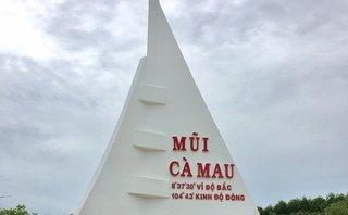 Tin nhanh - Mũi Cà Mau sớm trở thành khu du lịch Quốc gia