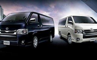 Xe++ - Toyota lên đời cho Hiace, ra mắt vào cuối năm