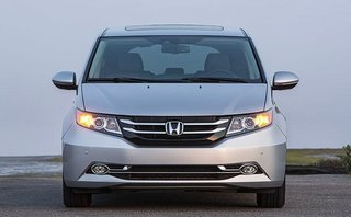 Xe++ - Xe gia đình Minivan 7 chỗ Honda Odyssey bị triệu hồi