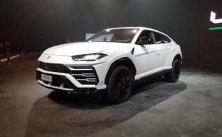 Thị trường xe - Siêu SUV Lamborghini Urus tại Ấn Độ 'hét giá khủng'