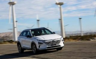 Thị trường xe - Ô tô chạy điện Hyundai Nexo sắp về Việt Nam?