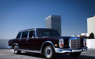 Video xe - Top 5 mẫu xe ô tô sang trọng bậc nhất của Mercedes-Benz