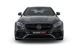 Thú chơi xe - Brabus 'hô biến' Mercedes-AMG E63 S lên công suất gần 800 mã lực