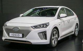 Thị trường xe - Xe điện Hyundai Ioniq Electric ra mắt, 'đe dọa' Toyota Prius