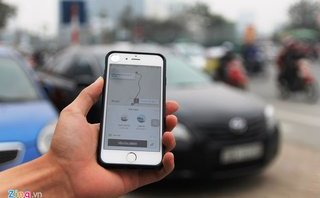 Xe++ - Uber sắp tăng giá mạnh