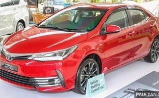 Xe++ - Toyota Corolla Altis 2017 chốt giá bán từ 638 triệu đồng tại Malaysia