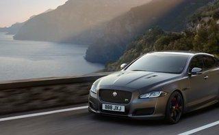 Xe++ - Siêu sedan Jaguar XJR575 chốt giá 2,78 tỷ đồng, cạnh tranh AMG S 63