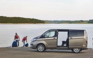 Xe++ - Ford giới thiệu 'nhà di động' hạng sang Tourneo thế hệ mới