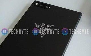 Sản phẩm - Lộ ảnh mặt lưng chiếc smartphone bí ẩn của Razer