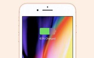 Công nghệ - iPhone 8 Plus sạc nhanh đến mức nào?
