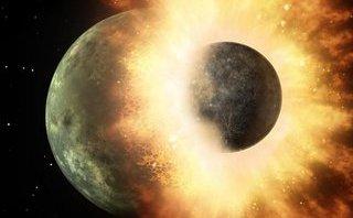 Cuộc sống số - Cái gì đã tạo ra mặt trăng?