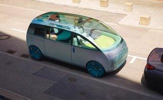 Xe++ - Ý tưởng Mini Urbanaut lần đầu xuất hiện ngoài đời thực, ô tô mà cứ ngỡ như phòng khách di động!