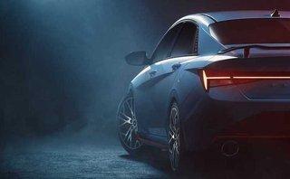 Xe++ - Sedan hạng C thể thao Hyundai Elantra N 2022 chốt ngày ra mắt 14 tháng 7