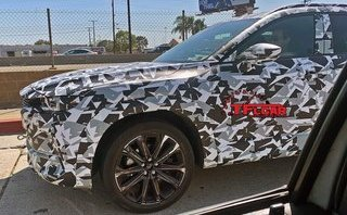 Thị trường xe - Mazda tiết lộ nhiều thông tin mới về mẫu CX-5 trong tương lai
