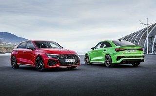 Xe++ - Audi RS3 2022 thế hệ mới ra mắt với nhiều cải tiến vượt trội từ trong ra ngoài