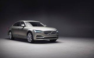 Thị trường xe - Khám phá bên trong 'xế lạ' Volvo S90 Ambience Concept chỉ có 3 chỗ ngồi