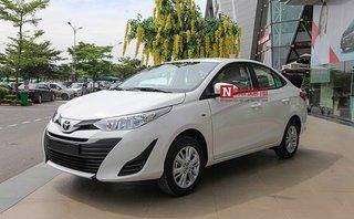 Đánh giá xe - Toyota Vios 2018 bản 'taxi' được trang bị những gì?