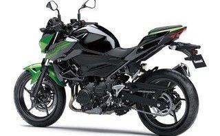 Thị trường xe - Kawasaki Z400: Mô tô cho người 'vỡ lòng' phân khối lớn