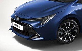Thị trường xe - Toyota Corolla thế hệ mới tuyệt đẹp sắp trình làng