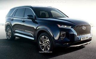 Thị trường xe - 'Anh cả' Hyundai Palisade đấu Toyota Highlander, Ford Explorer lộ diện
