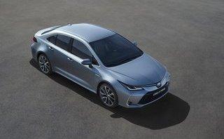 Thị trường xe - Toyota Corolla sedan thế hệ mới đã không còn 'già'