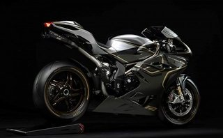 Thị trường xe - Siêu mô tô MV Agusta F4 mệnh danh 'Ferrari 2 bánh' giá gần 3 tỷ đồng