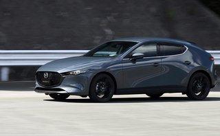 Thị trường xe - Trầm trồ trước những hình ảnh đầu tiên về Mazda 3 2019